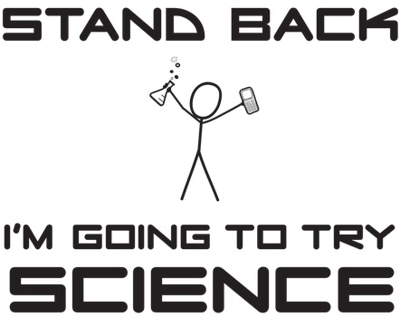The Vetducator: Stand back I'm going to try science.