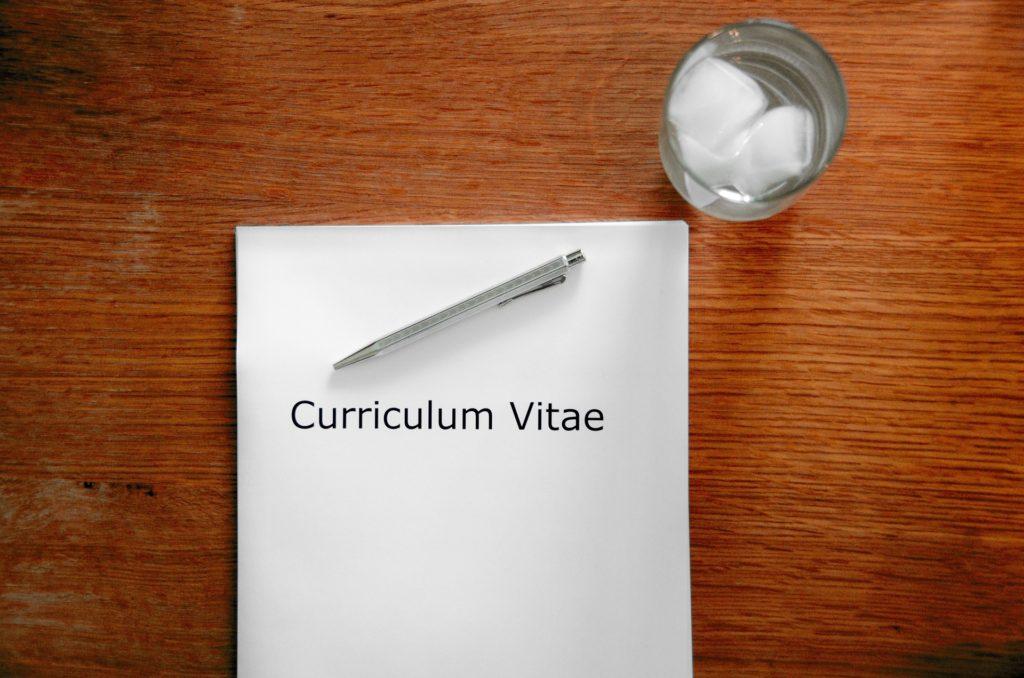 The Vetducator - CV image for vet school.